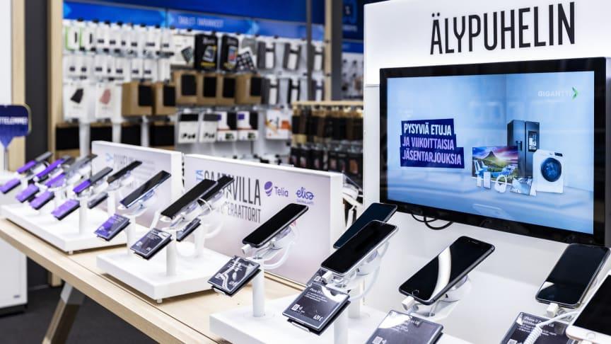Toukokuun 2020 myydyimmät puhelimet TOP 10 – Huawei jatkaa ykkösenä