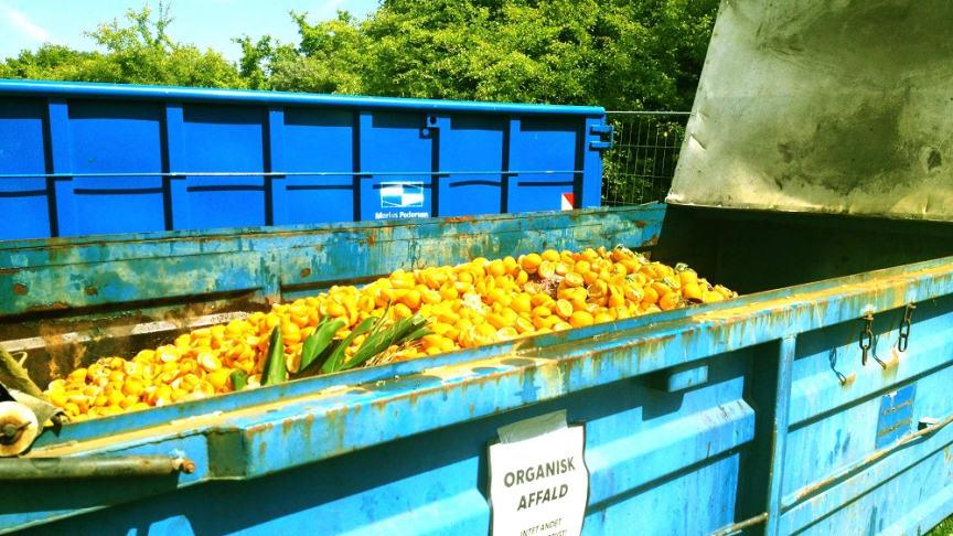 NorthSide sorterede 20 tons affald