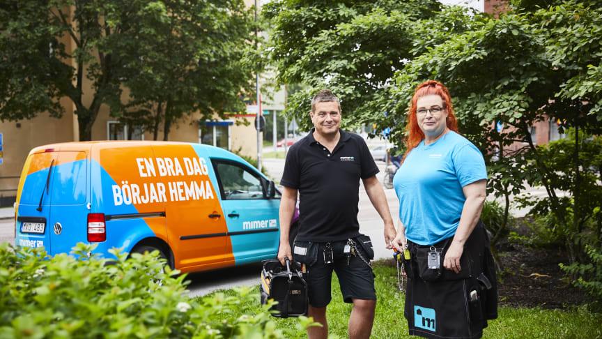 Mimer utsedd av kunderna till en av Sveriges bästa hyresvärdar