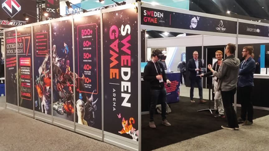 The Game Incubator at Game Developers Conference