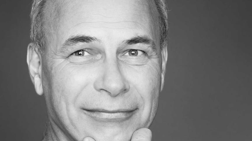 Rolf Maurseth er ny markedssjef i forretningsområdet Bygg & Eiendom i Multiconsult-gruppen | Foto: Hundven Clements Photography