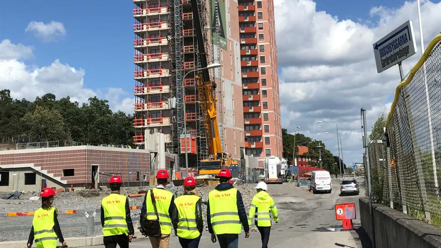 Ikano Bostad bygger Årstahusen med fokus på gemenskap