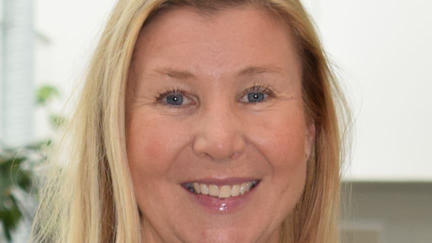 Susanne Forsberg, uthyrningschef MKB Fastighets AB.