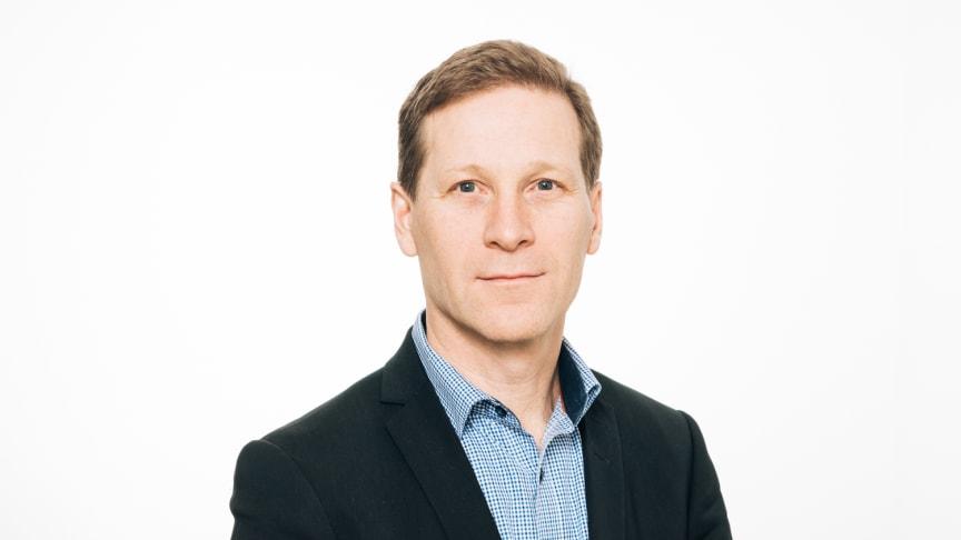 Peter Skott, tillträdande Marknadsområdeschef Bonnier Bostad