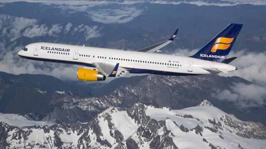 Icelandair lægger godt an til 2018