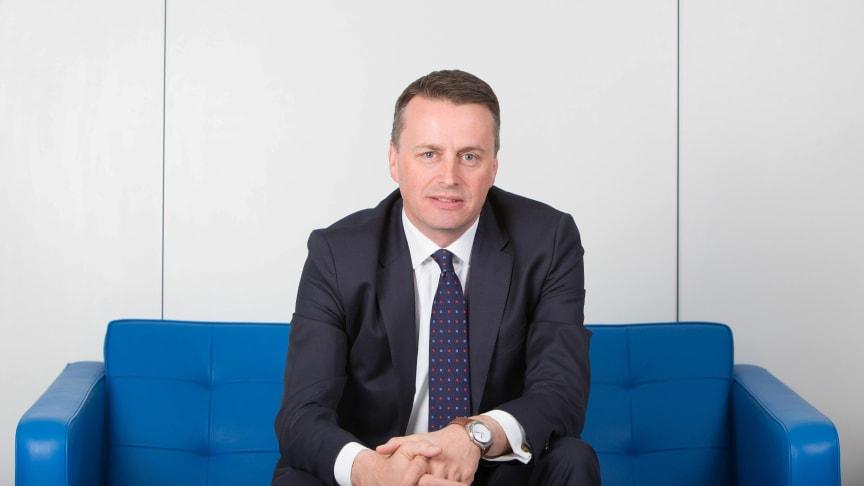 Glenn Caton, President of Northern Europe for Mondelēz International