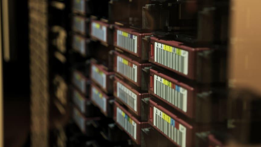 Den digitale arkivutfordringen i tall