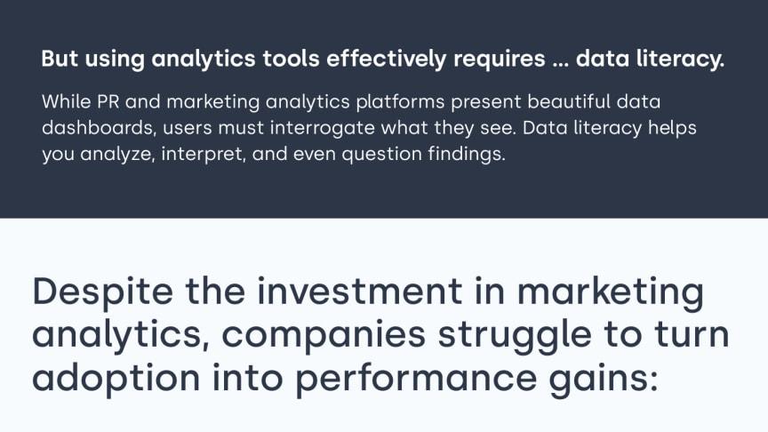Infografikk - Data Literacy