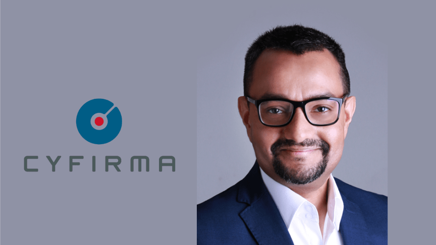 Kumar Ritesh, Chairman and CEO of CYFIRMA