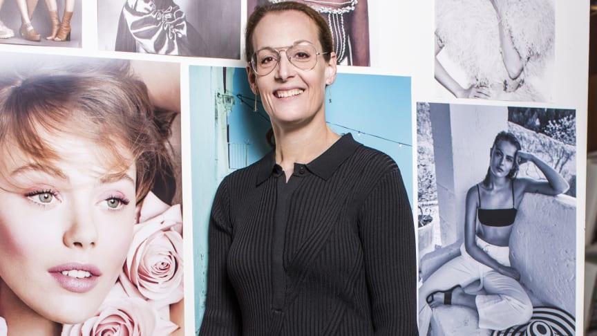 Cia Jansson, chefredaktör ELLE