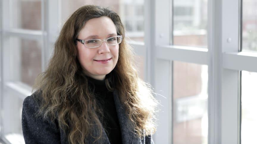Sandra Pennbrant kan numera titulera sig professor i vårdvetenskap vid Högskolan Väst.