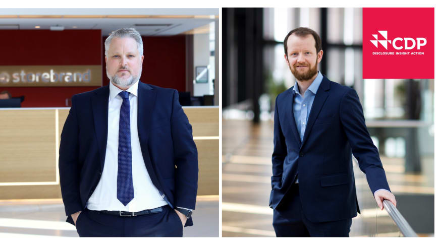 Philip Ripman and Henrik Wold Nilsen, Portfolio Managers at Storebrand Asset Management