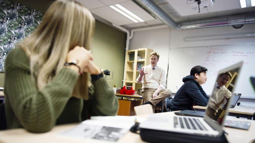 Stort intresse för lärarutbildning med lön