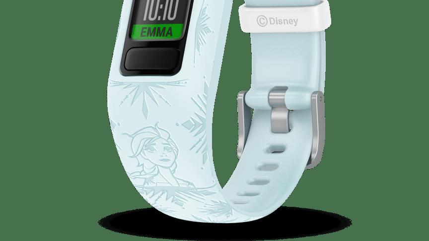 Garmin® presenterar vivofit® jr. 2 med Disneys Frozen 2 och Star WarsTM