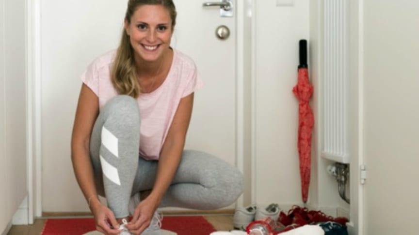 Riksbyggen bjuder in till årets svettigaste lägenhetsvisning