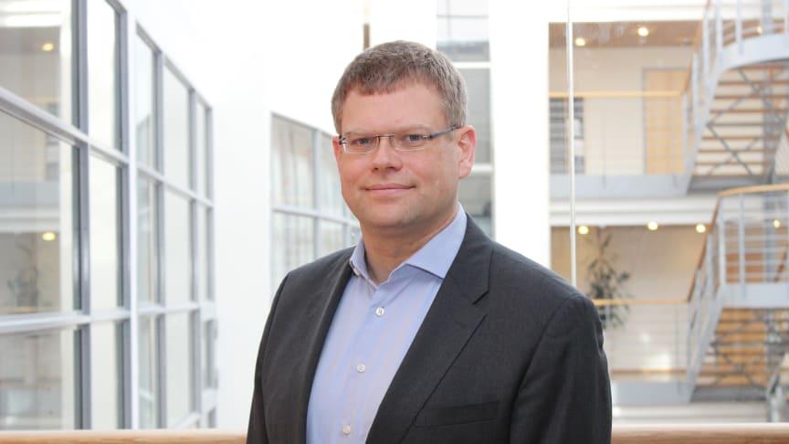 René Backes ny i rollen som Business Specialist Renewables hos BASF i Sverige