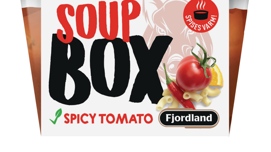Fjordland BOX Spicy Tomato soup 280 g