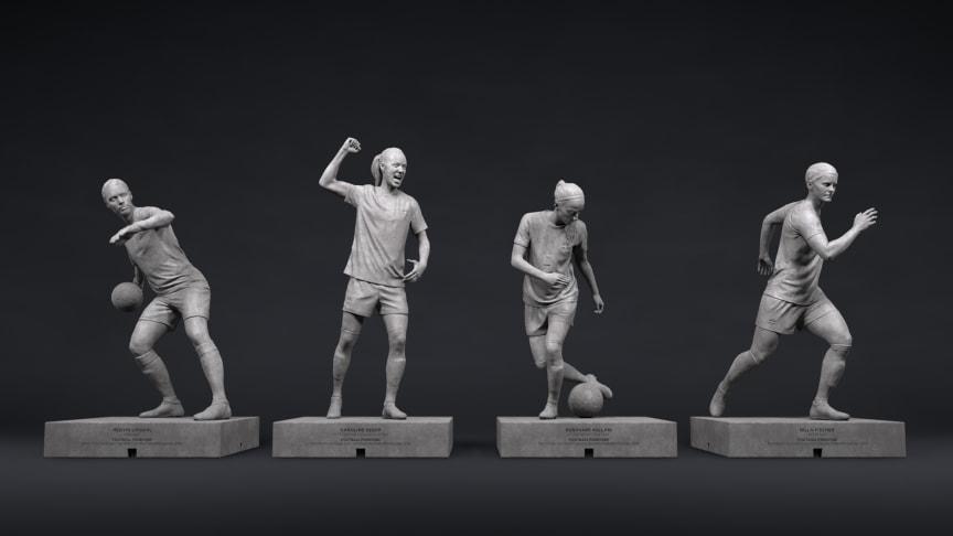 Asllani, Fischer, Lindahl och Seger blir museiföremål i Helsingborg