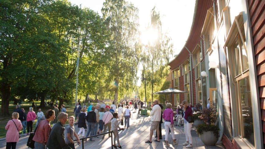 Nyinvigning av Värmlands Museum 1 juni.