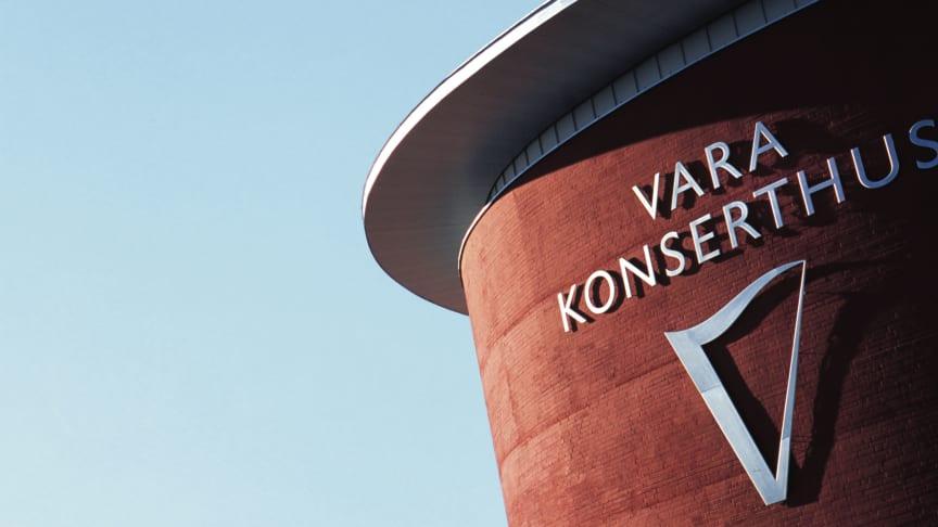 15 år sedan invigningen av Vara Konserthus