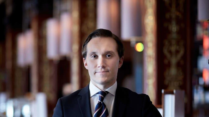 Grand Hôtels nya chefssommelier bäst i Sverige