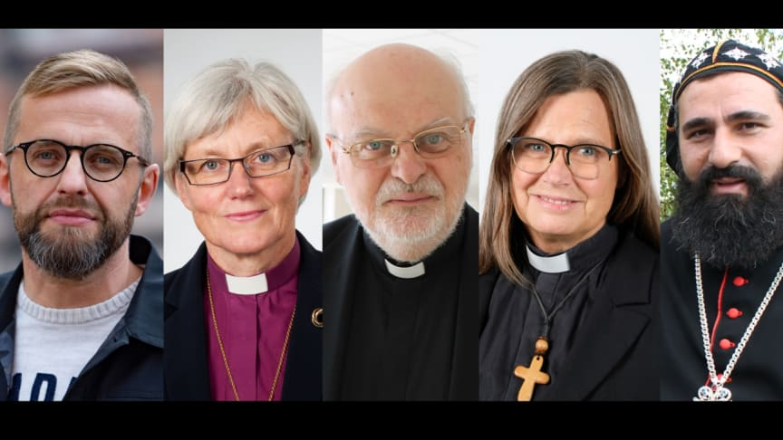 Daniel Alm, Antje Jackelén, Anders Arborelius, Karin Wiborn och Benjamin Atas skriver i dagens Expressen om de mest utsatta i samhället.