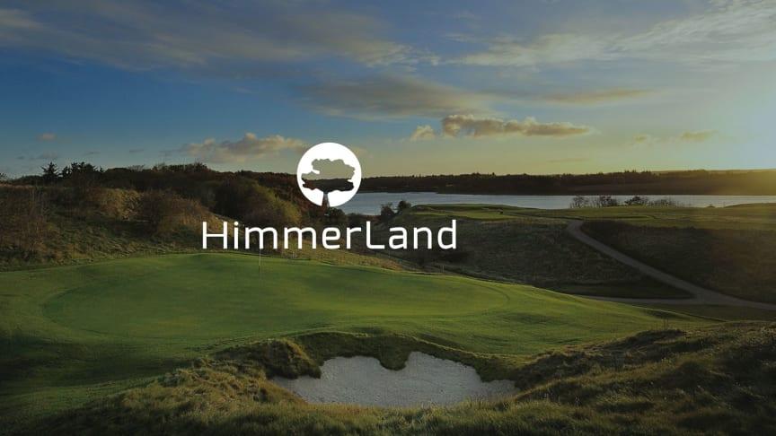 Himmerland Golf & Spa Resort skifter fra den 8. maj navn til HimmerLand.