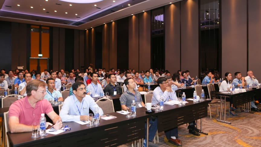 Many people attended the ATEX & IECEx Seminar 2018. Photo: Trainor Vietnam.
