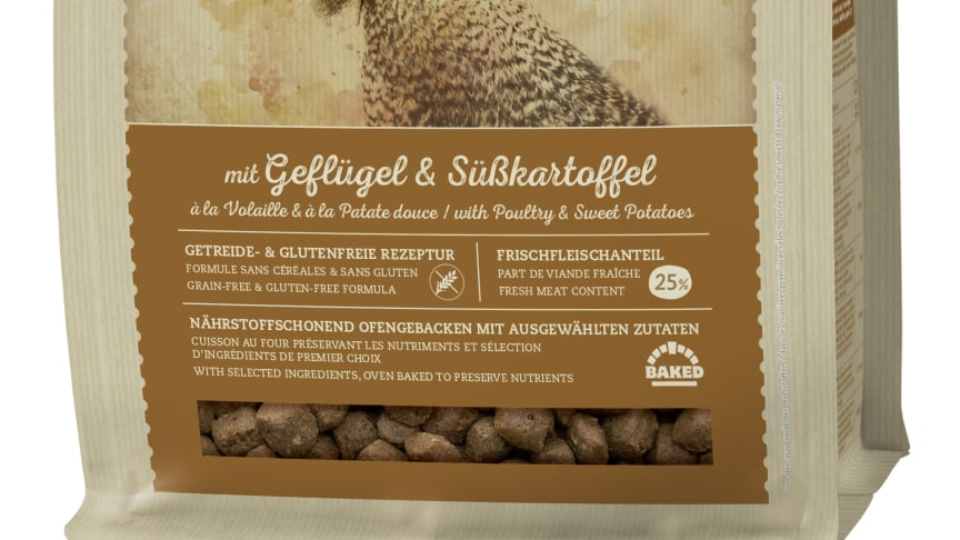 REAL NATURE Crafted Choice mit Geflügel & Süßkartoffel