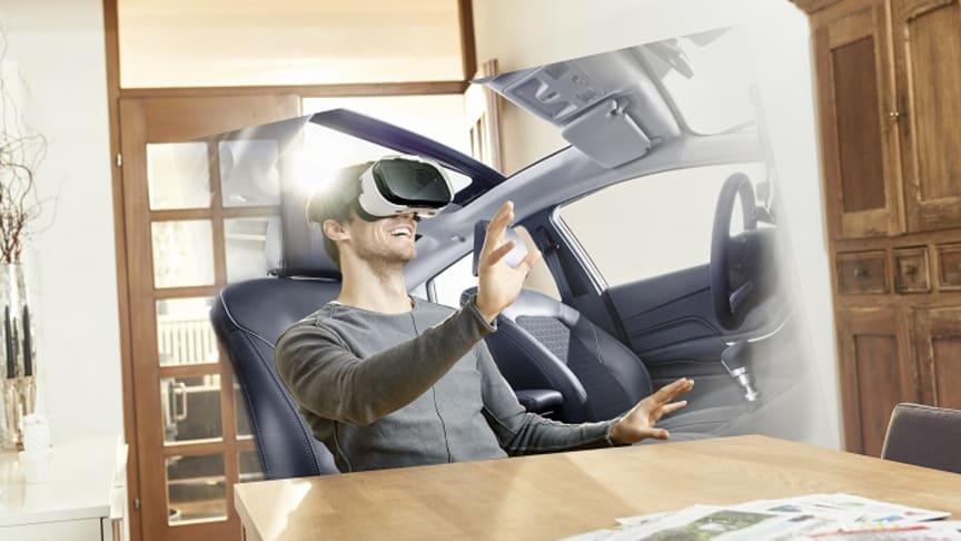 Díky virtuální realitě si vyberete svůj nový Ford odkudkoliv