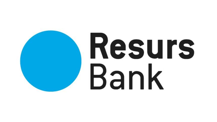 Resurs Bank har nu digitaliserat över 50 % av avierna med Kivra