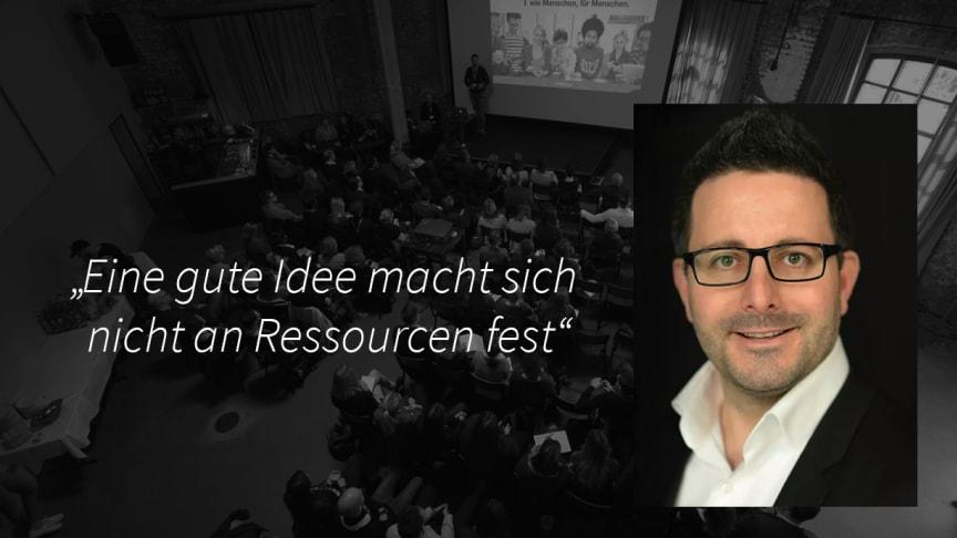 Carsten Buchert zur Ideenfindung kreativer Kampagnen