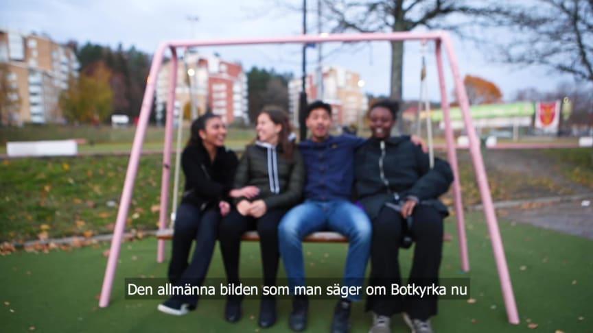 Gülse vill skapa gemenskap bland unga i Botkyrka
