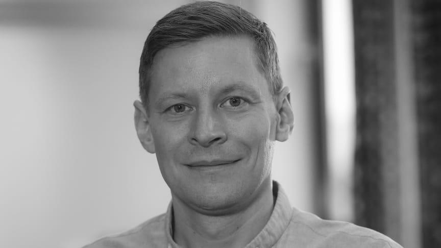 Kommunikationsmedarbejder Jakob Rom Johansen