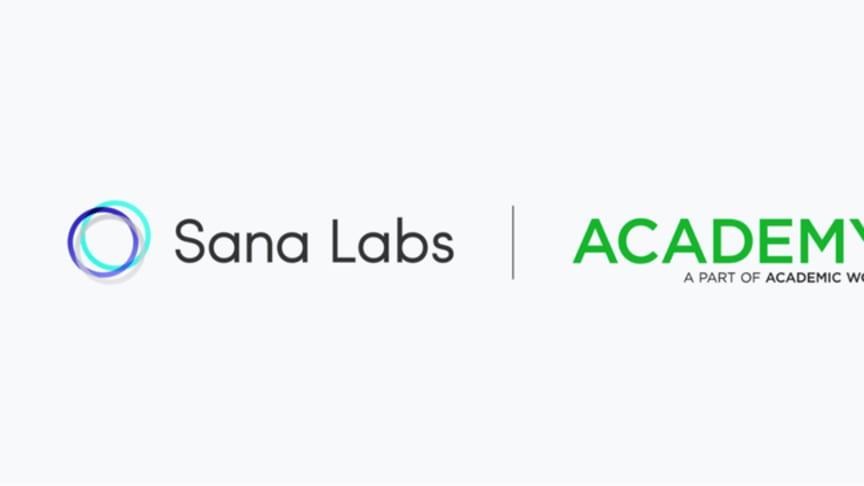 Academy och Sana Labs inleder ett samarbete.