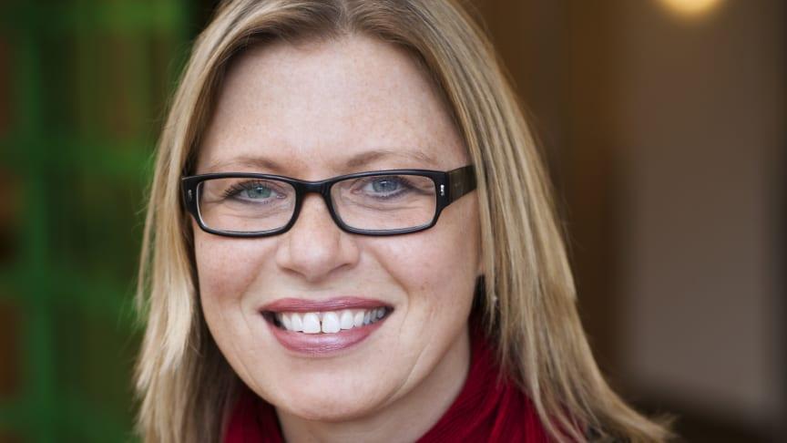 Lotta Jaensson börjar på Riksbyggen som bostadspolitisk expert och medieansvarig