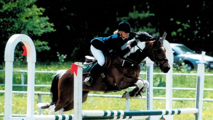 Ponnypremiär i Swedish Riders Trophy