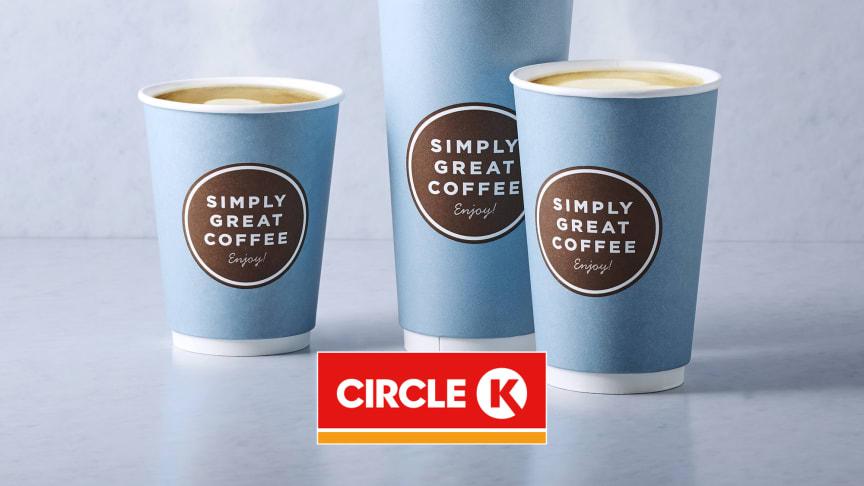 Circle K gav gratis te og kaffe til Danmarks helte under Danmarks nedlukning
