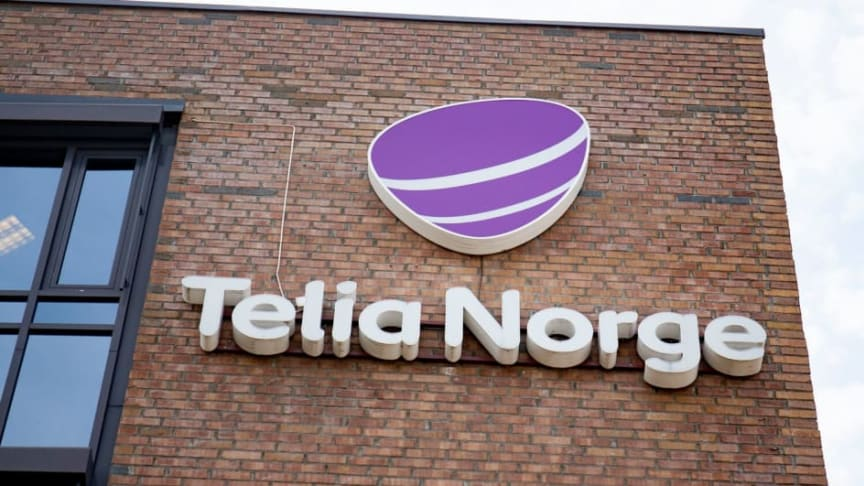 Tilfredsstillende første kvartal for Telia Norge