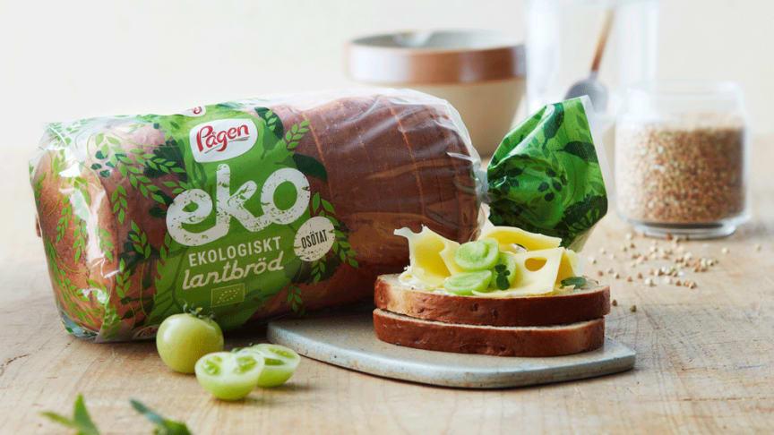Två brödnyheter; Ekologiskt lantbröd och en limpa med smak av Österlen