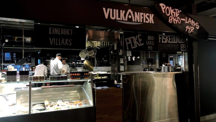 Vin til skrei – på besøk hos Vulkan Fisk