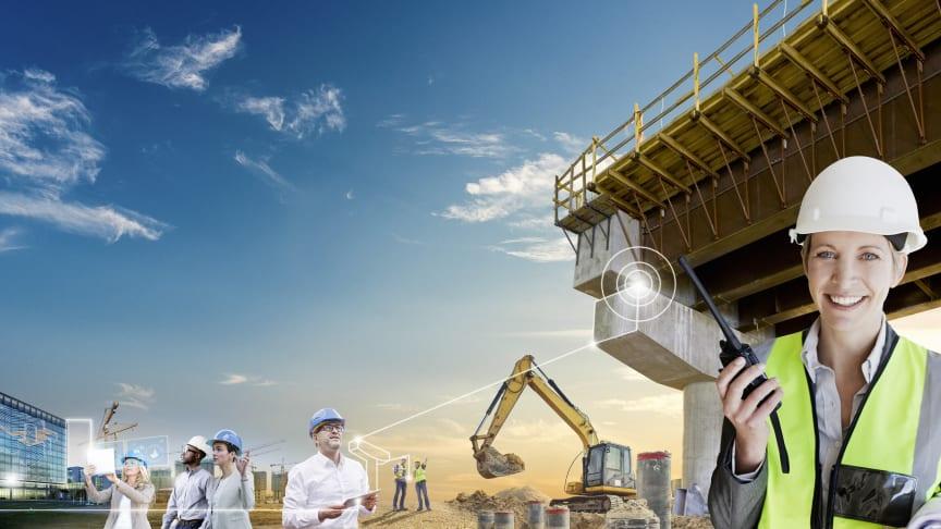 Ny digital plattform för byggindustrin