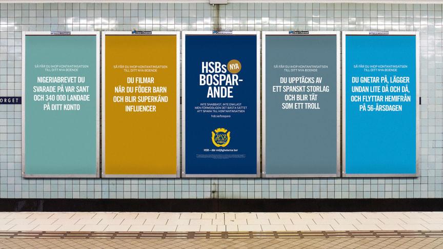 HSB kampanj bosparande