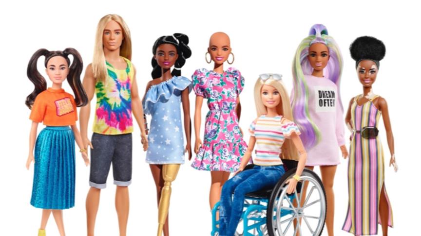 Fashionistas Puppenlinie