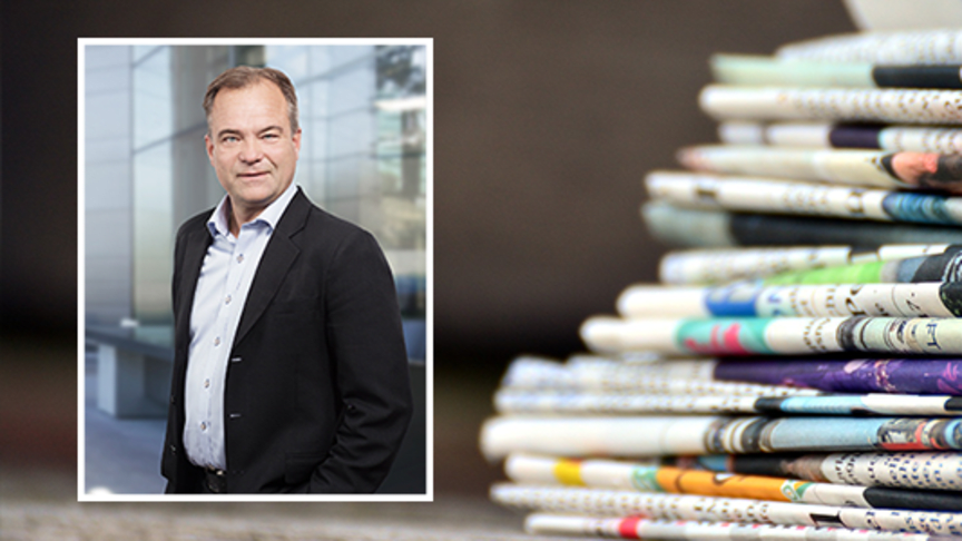 Joachim Källsholm skriver om felaktiga slutsatser i media efter beskedet att han lämnar som vd under året.