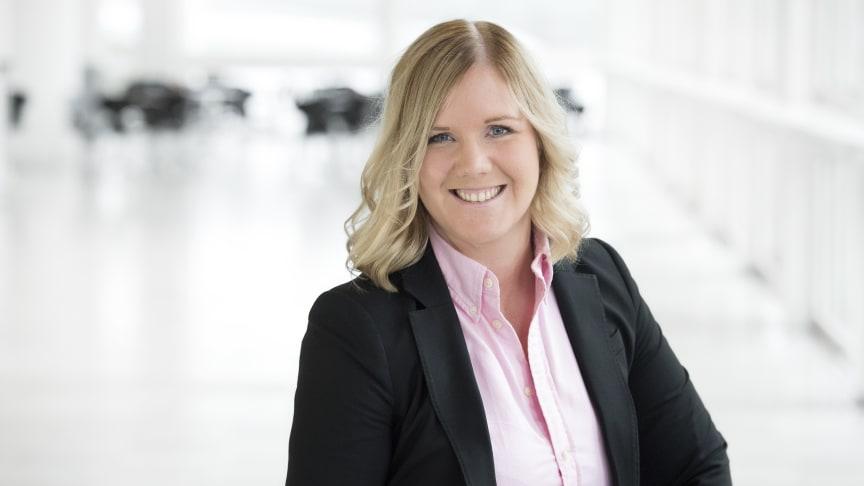 Erika Karlsson, projektledare på Elmia i Jönköping