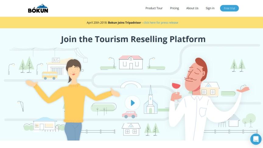 Bókun - sähköinen myyntikanava matkailu- ja ohjelmapalveluyrityksille -info Imatralla 26.9.2018