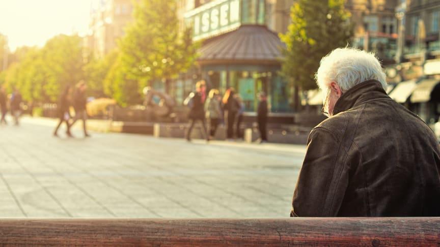 Forskning om hur äldre klarar coronakrisen