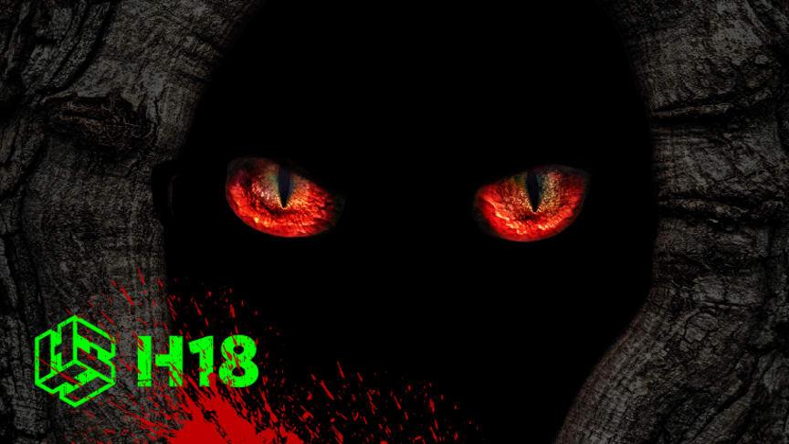 Ihmis- ja eläinpedot valtaavat tiedekeskuksen K18-illassa Halloweenina 1.11.2019