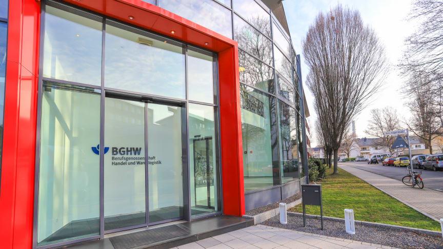Bild: BGHW Direktion Bonn - mit freundlicher Genehmigung der BGHW